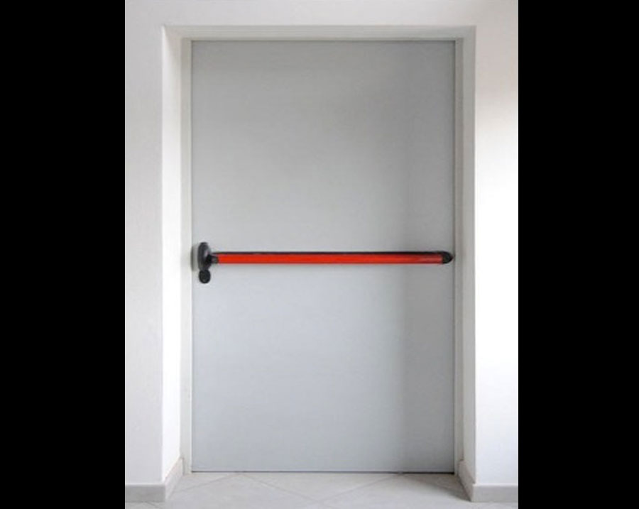 Integral group empresarial puerta cortafuego rf 60 for Puertas de 0 60